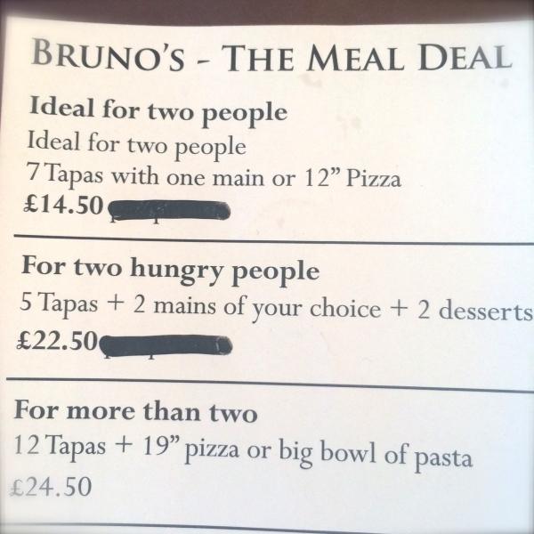 Delicatezze Di Bruno, Manchester