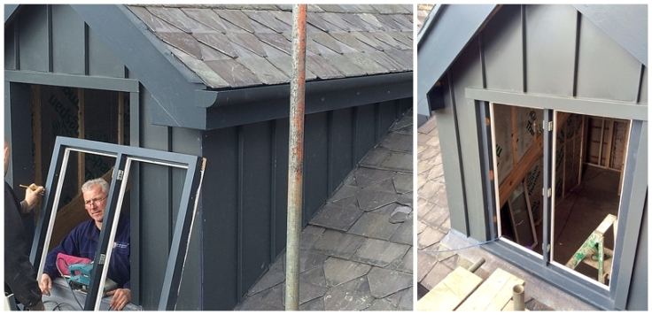 ColorCoat Urban in Anthracite