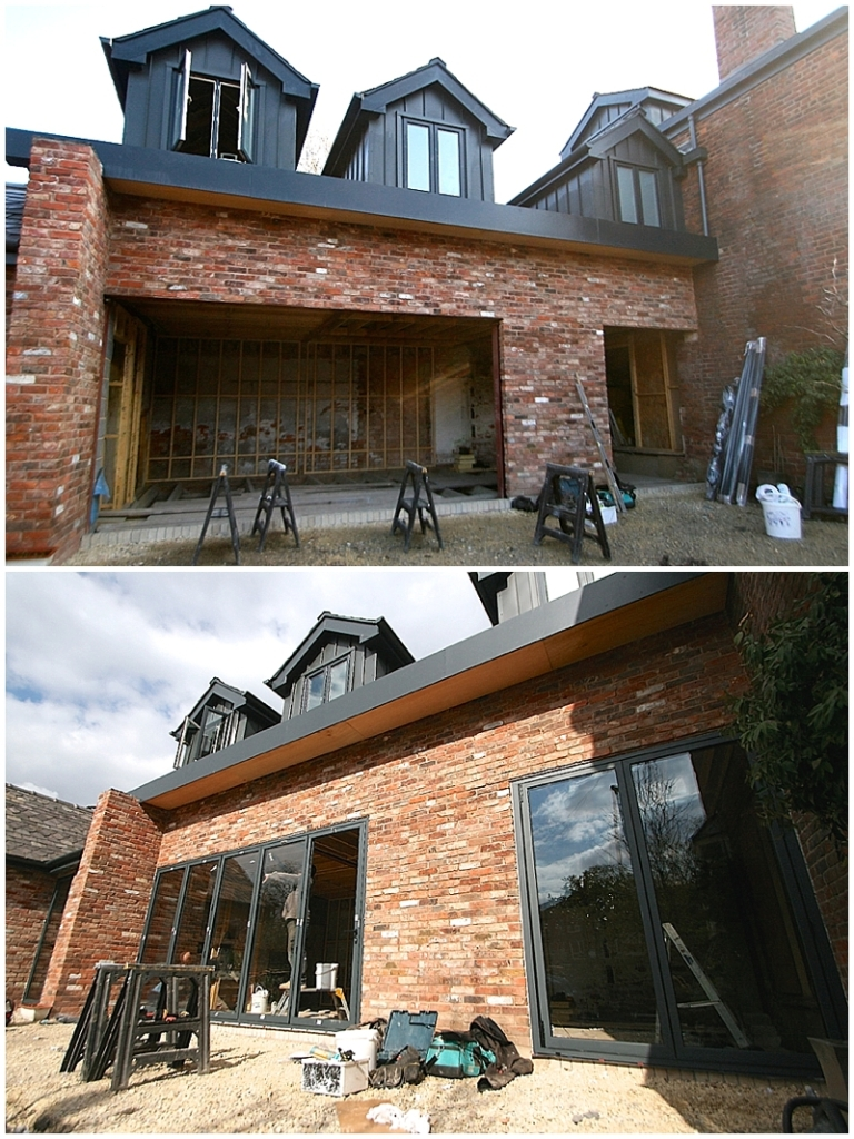 Moregeous Design installation by Express Bifolds