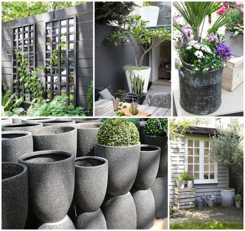 Gorgeous Garden Greys