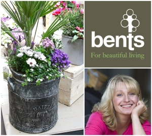 Sian Astley in collaboration with Bents Garden & Home