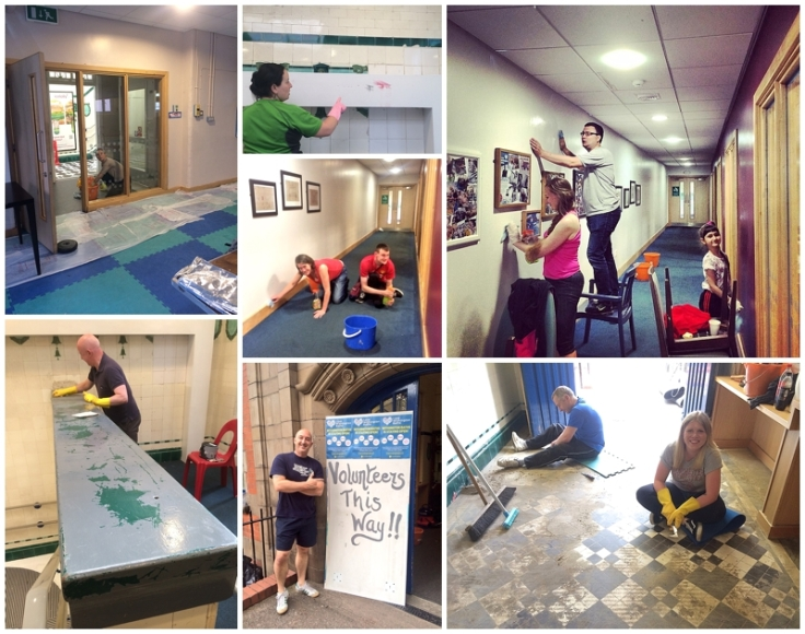 Withington Baths community makeover 2015