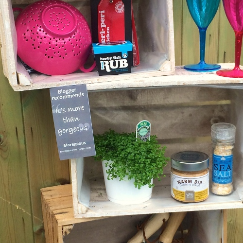 Herbs at bent Garden Centre, Warrington