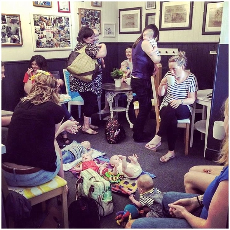 Baby Massage at Withington Baths
