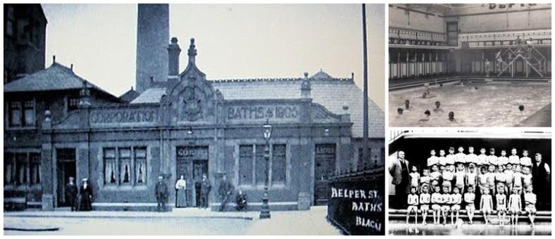 Belper Street Baths