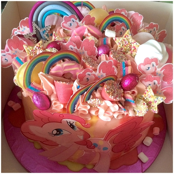 BakeOrama My Little Pony Moregeous Blog
