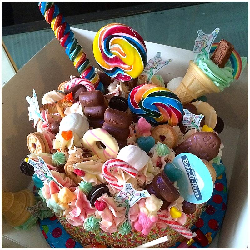 Bubblegum Cake Manchester