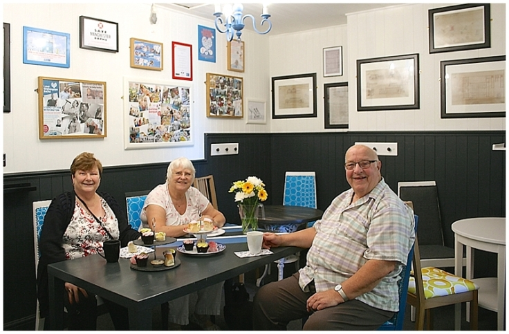 Over Sixties in Withington Baths Cafe