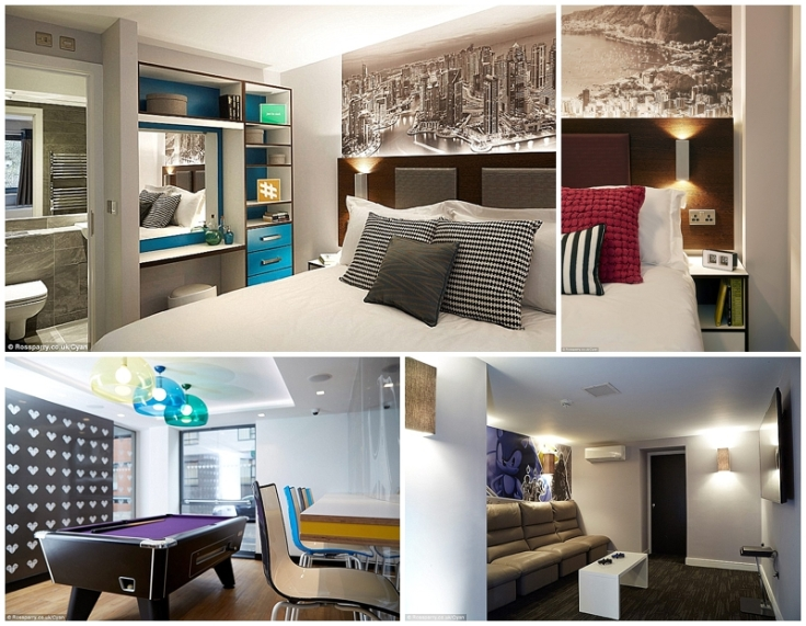 The Edge Luxury Student Living Moregeous Blog