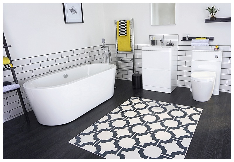 Trend Spot Zoning Bathroom Flooring For A Cool 2015 Look Moregeous