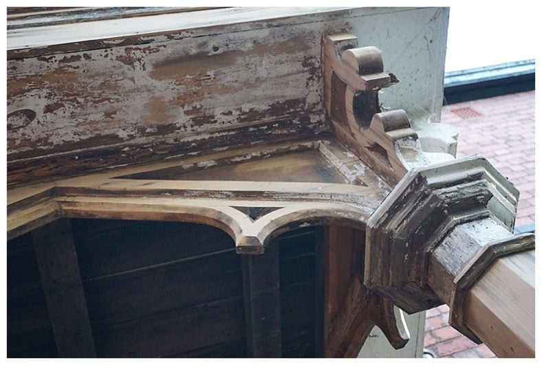 Edwardian porch restoration 4