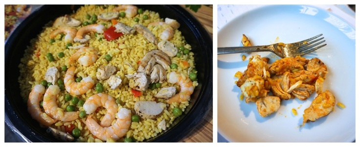 M&S Paella 1