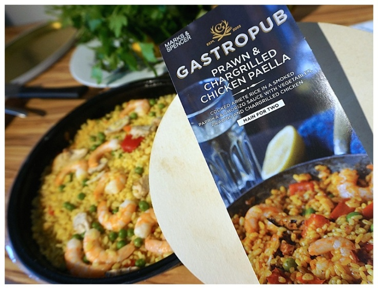 M&S Paella 3