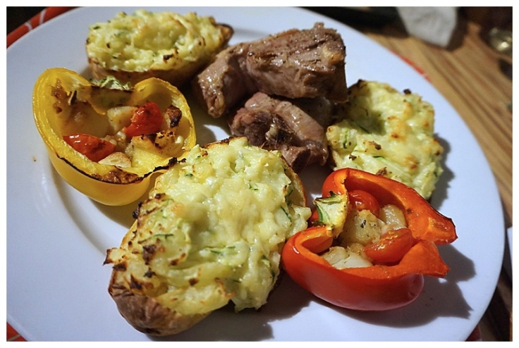 Courgette Cheesy Potatoes Renovation Recipes 2