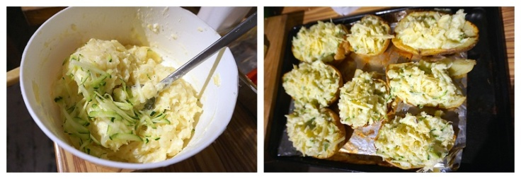 Courgette Cheesy Potatoes Renovation Recipes 3