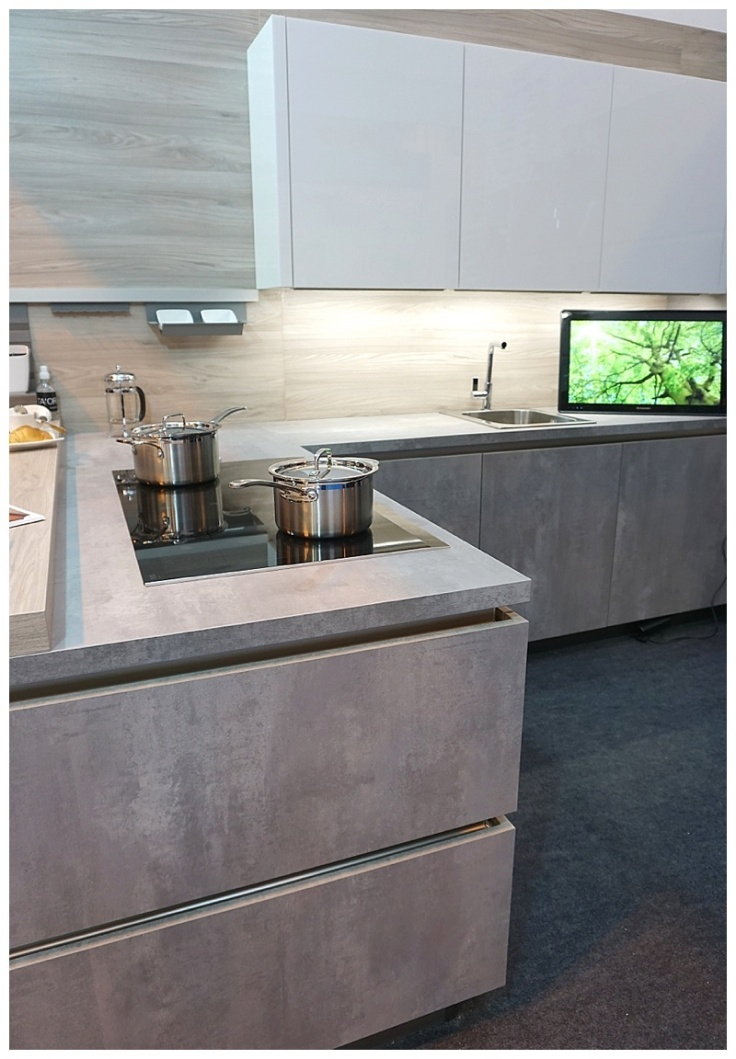 Kitchen Trends 2016 Mixing Different Depth Worktops