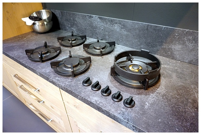 Moregeous at KBB 2016 Pitt individual gas surface hob rings 2