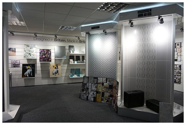 British Ceramic Tile showroom