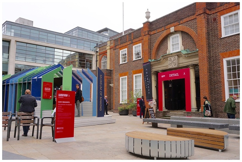 Clerkenwell Design Week 2016 Detail