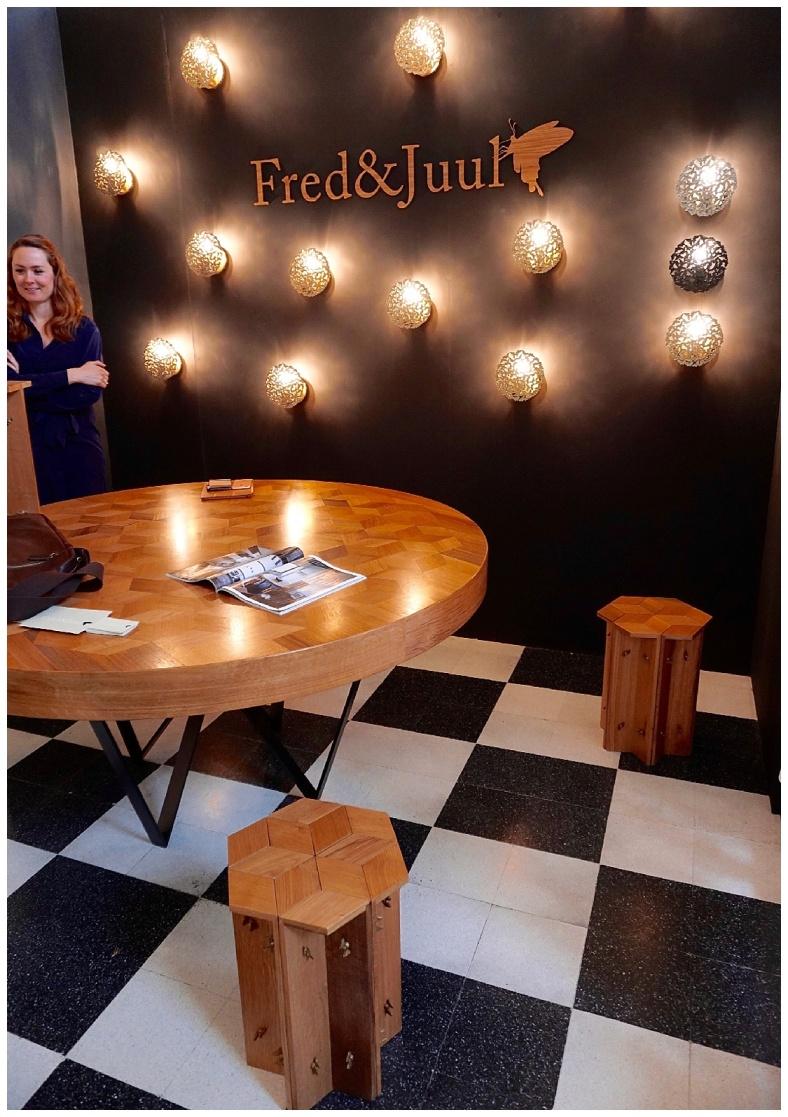 Clerkenwell Design Week 2016 Fred and Juul
