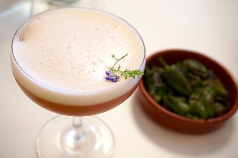 Firebird Hope Cocktail