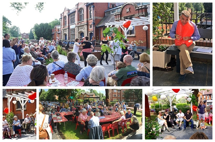 Withington Baths Great Get Together 2017