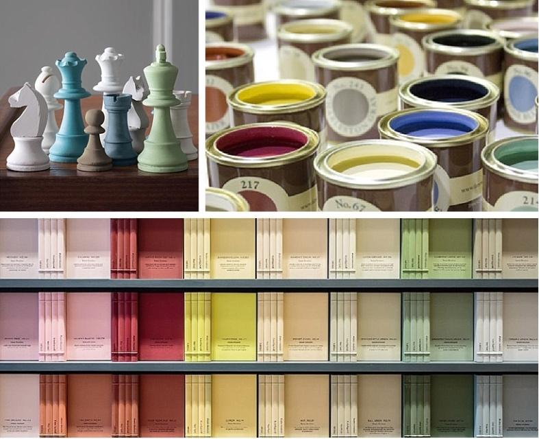 Farrow & Ball colours