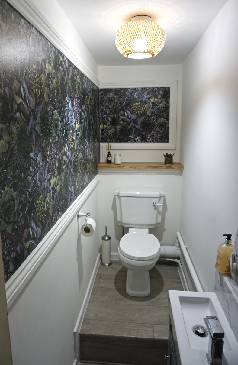 Didsbury Flower Lounge WC after