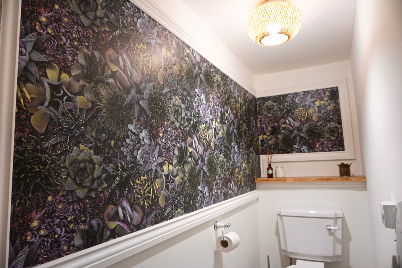 Inspo: 5 Ways To Wow In A Small Cloakroom – THE MOREGEOUS NOTEPAD ...