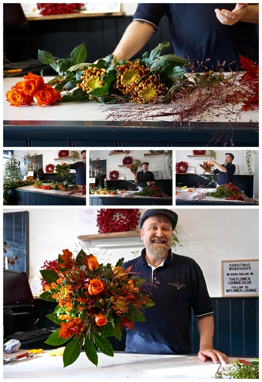 Flower Lounge Workshop Mark Entwistle