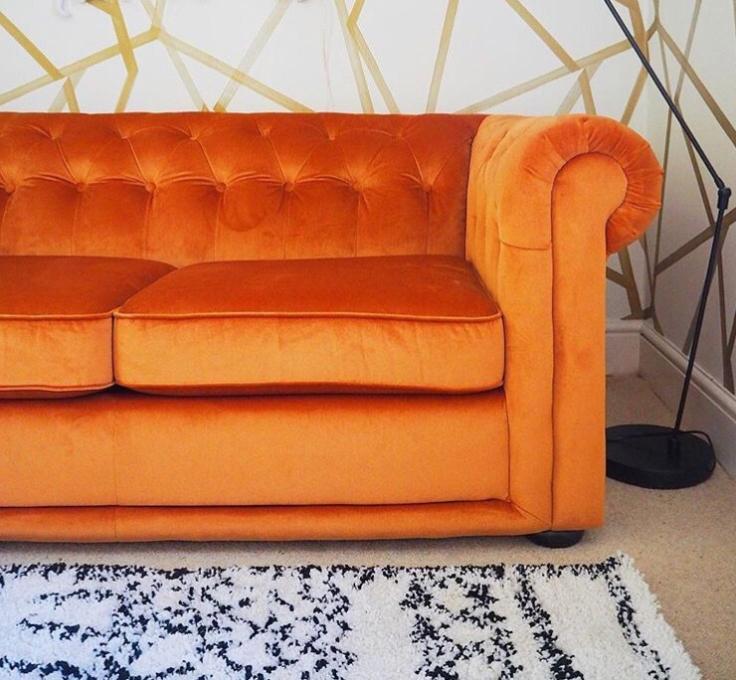 Melanie Lissack DFS sofabed