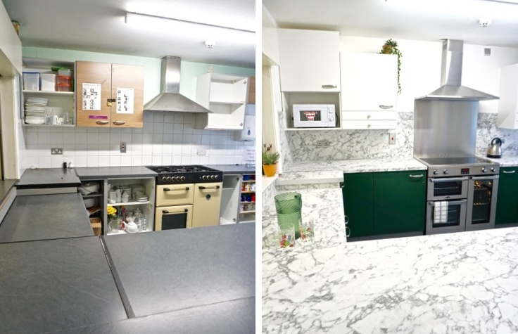 Moregeous Kitchen Makeover