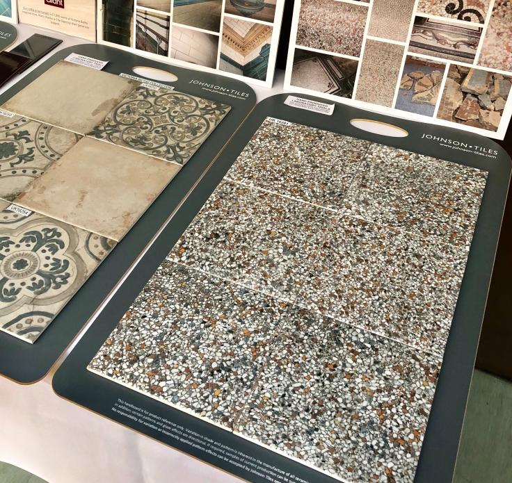 Terrazzo tiles Victoria Baths