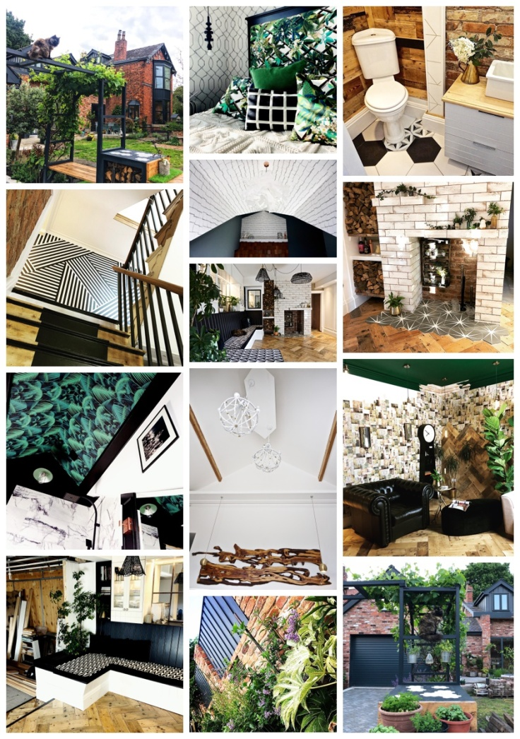 Moregeous Mansions Collage June 2018