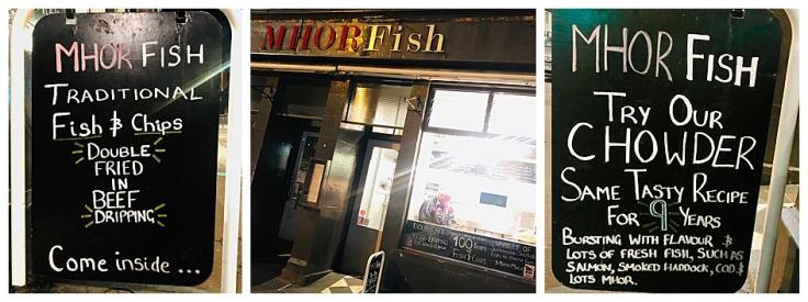 Mhor Fish